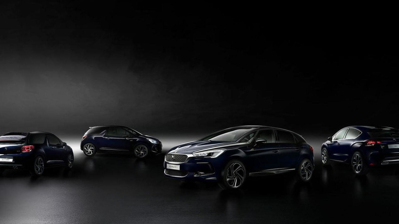 DS 1955 special editions