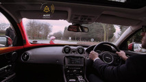 Jaguar Land Rover Bike Sense safety system