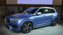 Volvo XC90 R-Design at 2015 NAIAS