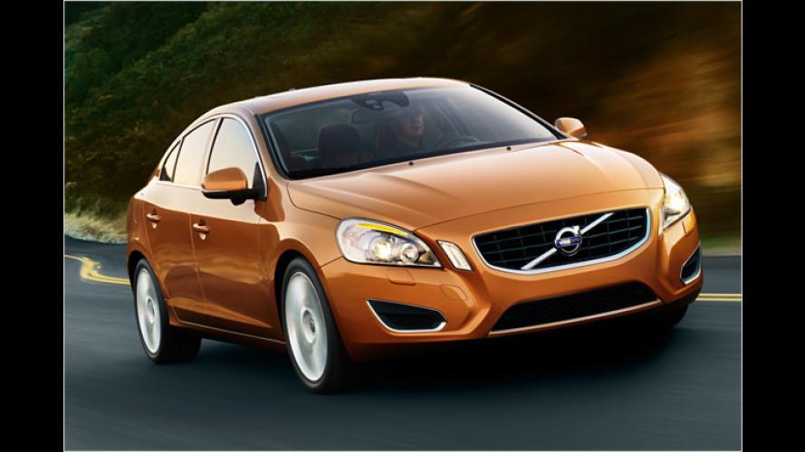 Neuer Volvo S60: Innovativ bei Motoren und Sicherheit