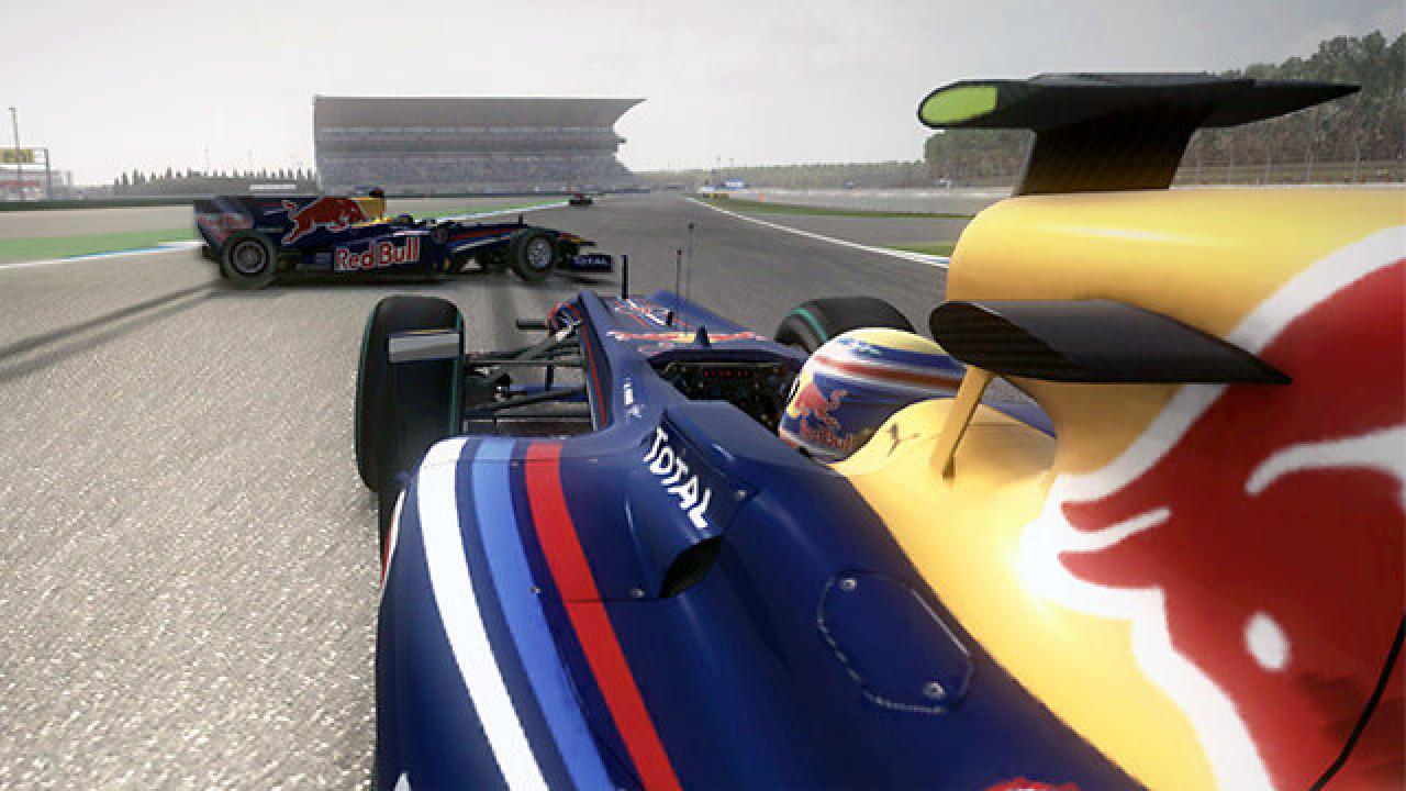 PC-Rennspiel F1 2010