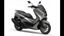 Novo scooter global, Yamaha NMax é lançado por R$ 5,7 mil