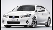 Lexus inicia produção do híbrido CT 200h