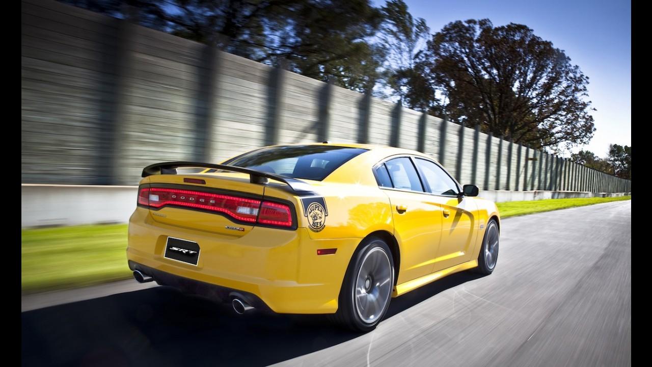 Los Angeles: Dodge apresentará edições especiais para esportivos Challenger e Charger
