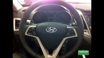 Hyundai Veloster: detalhes do acabamento interno e novos preços