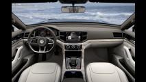 Volkswagen CrossBlue Concept é revelado horas antes da apresentação oficial