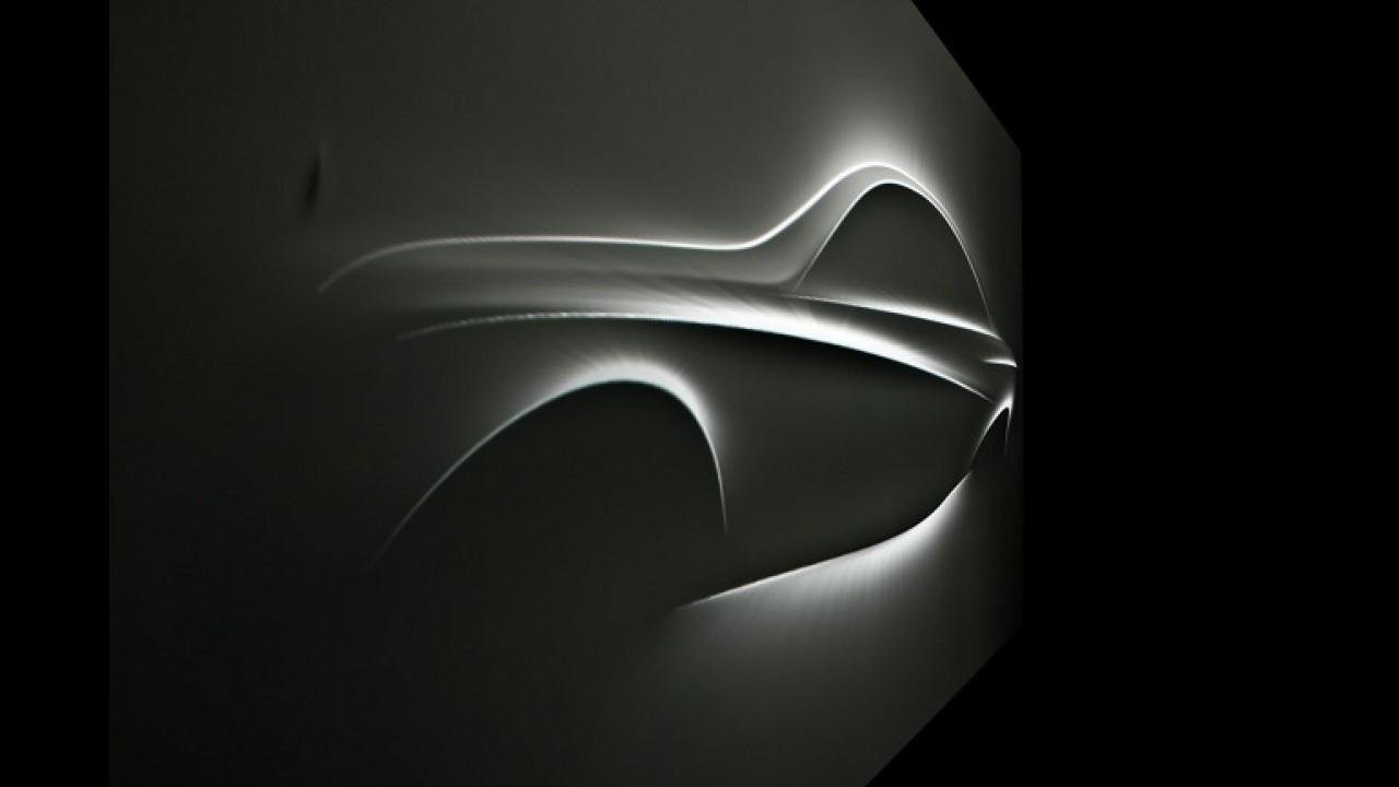 Mercedes-Benz começa a desvendar as linhas da nova Classe S