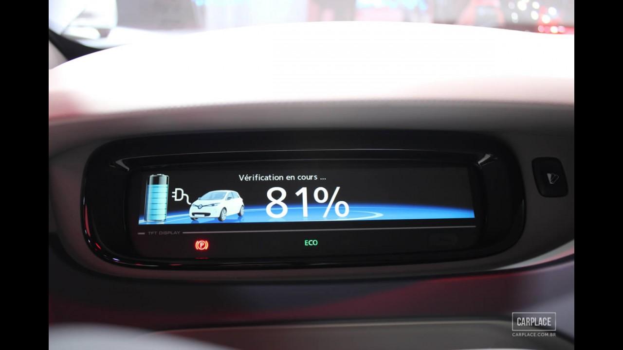 """Elétrico """"popular"""": Renault Zoe tem sua primeira unidade entregue na França"""