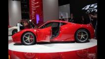 Salão de Frankfurt: a novíssima Ferrari 458 Speciale de 605 cv é revelada