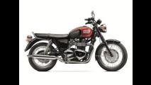Triumph Bonneville T100 ganha duas novas opções de cores