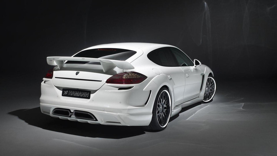 Hamann Cyrano spec'd - based on Porsche Panamera