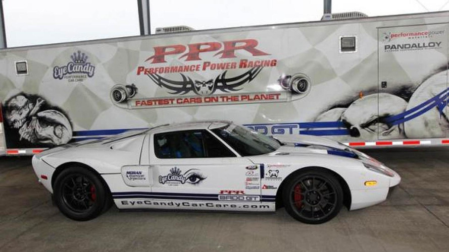 Ford GT sets 283 mph Guinness World Record for top speed [video]
