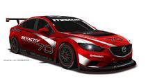 Mazda6 SKYACTIV-D brings diesel racing back to the Indianapolis Motor Speedway