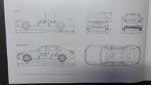 2014 Mercedes S-Class leaked brochure 10.5.2013