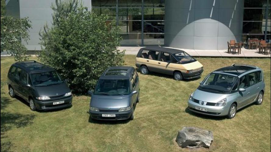 Renault Espace, multispazio d'occasione