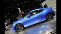 Subaru BRZ e Toyota GT 86 a confronto
