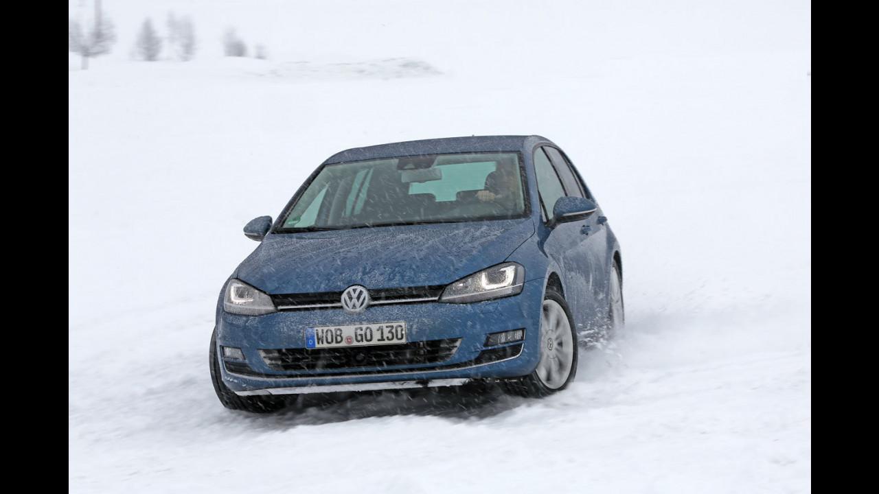 Nuova Golf 4Motion - TEST