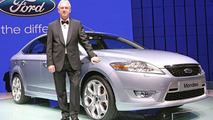 Ford Mondeo Unveiling at Geneva
