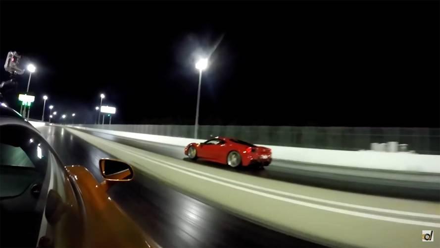 VIDÉO - La McLaren 720S pulvérise la Ferrari 488 GTB