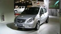 Changfeng Motors' Liebao Kylin micro-minivan