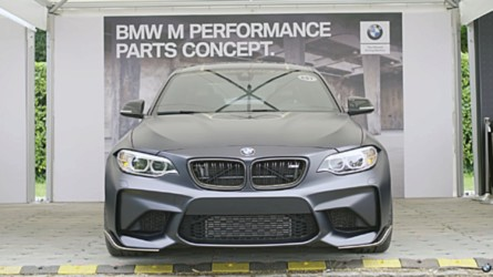 M Performance Parts Concept Detailed By BMW