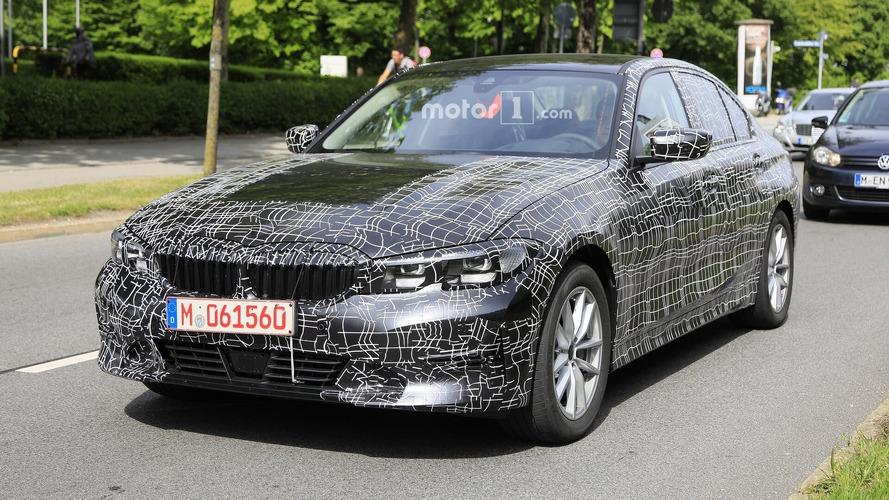Flagra - Novo BMW Série 3 deve ser apresentado em outubro