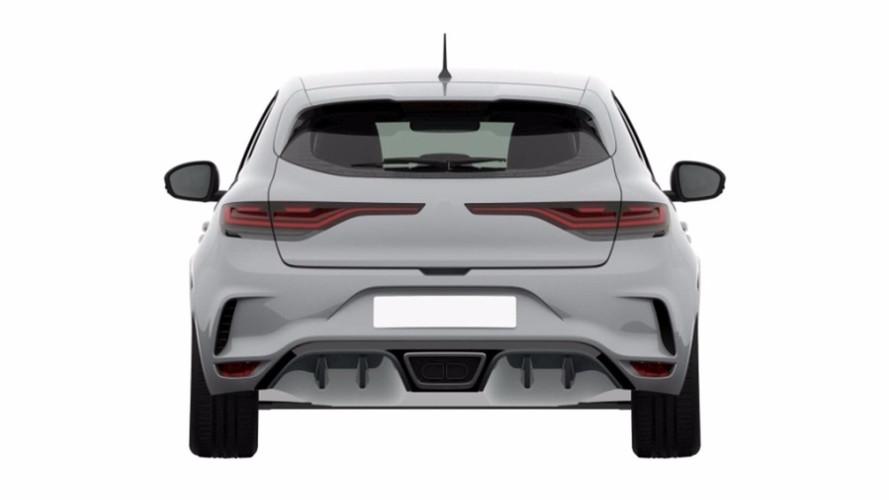 Renault Mégane IV R.S. (restylée ?)