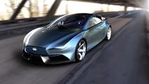 Infiniti Q50 EV Concept