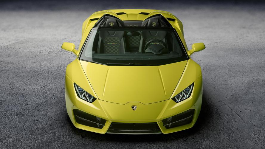 Lamborghini Huracan - Elle passerait aux quatre roues directrices