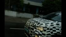 Flagra: Fiat Mobi finaliza os testes com a carroceria definitiva