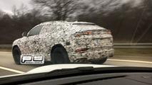 2018 Lamborghini Urus spy photo