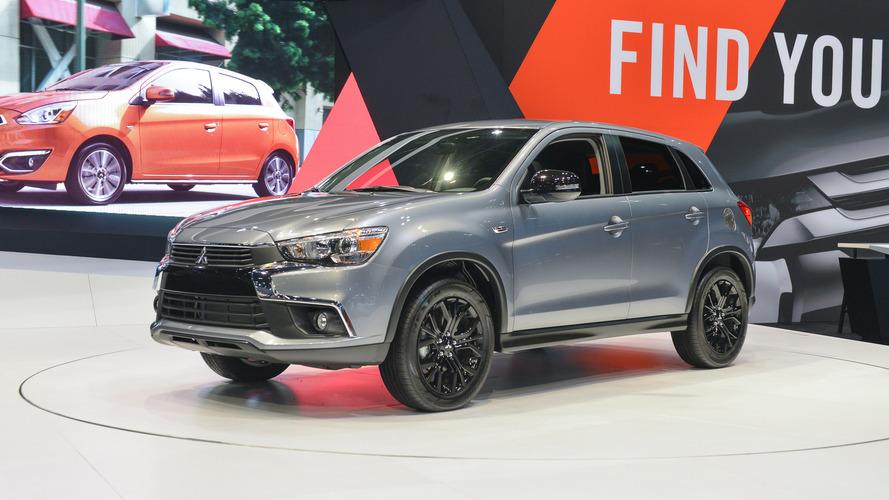 2017 Mitsubishi Outlander Sport Limited Edition: Chicago 2017