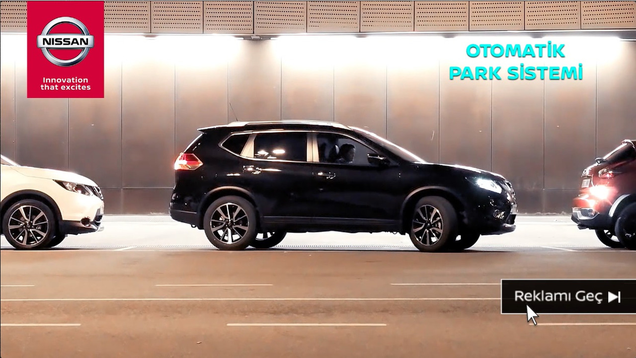 Nissan X-Trail Reklamı
