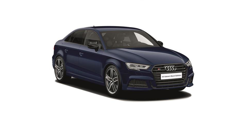Audi İngiltere'ye Black Edition çıkarması yapıyor