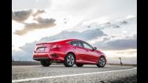 Detroit: novo Civic terá preços entre R$ 90 mil e R$ 115 mil no Brasil