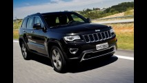 Grand Cherokee tem recall no Brasil por problema no ESP