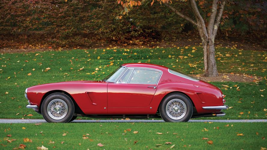 VIDÉO - Une Ferrari 250 GTE avec un V8 Chevrolet. Sacrilège ?