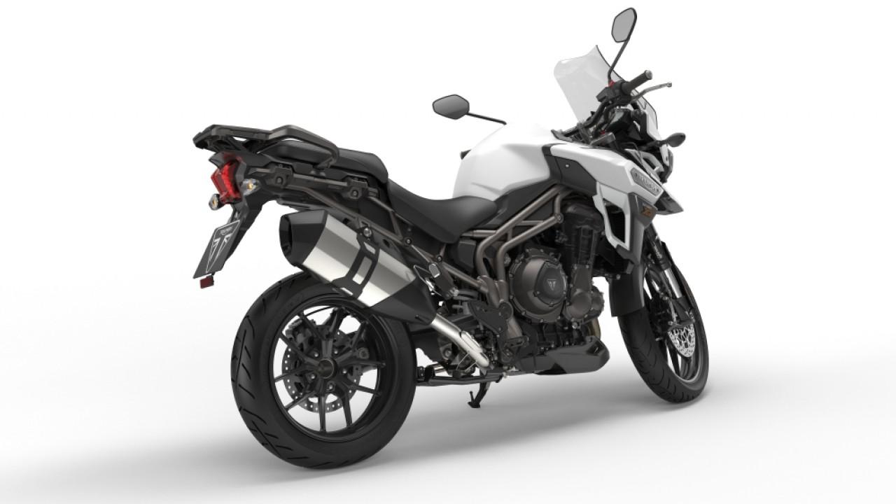 Triumph anuncia pré-venda das novas Tiger Explorer 1200 a partir de R$ 58.500