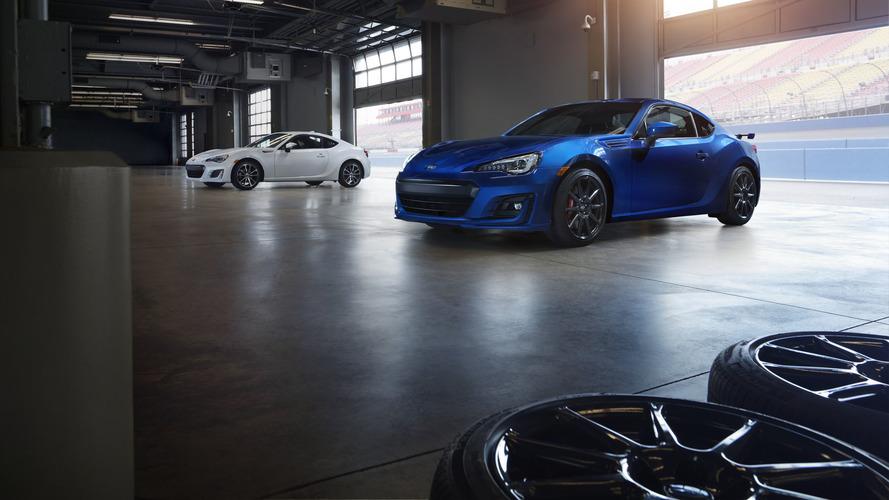 PHOTOS -  Les petites évolutions de la Subaru BRZ en détail