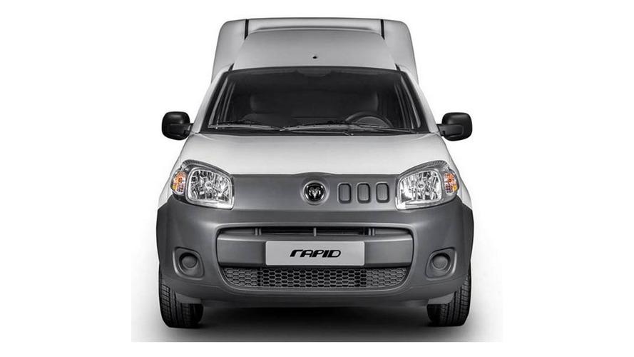 Novo Fiat Fiorino é lançado no México como RAM Rapid