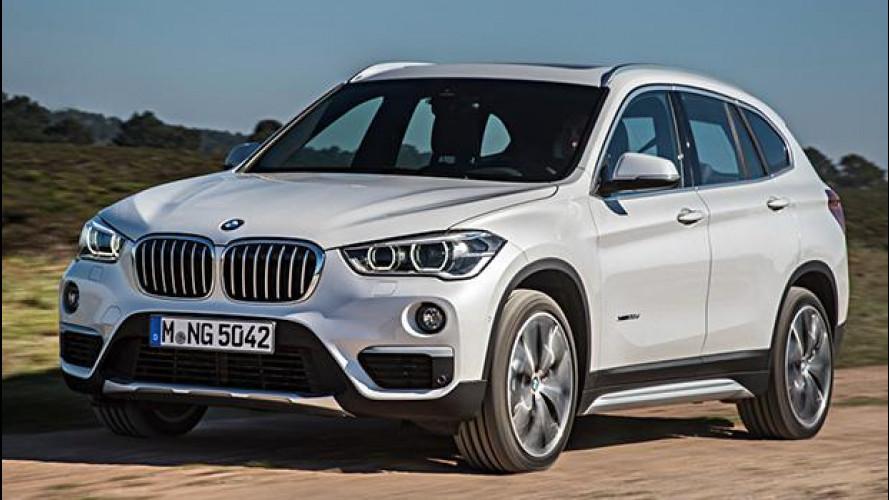 Nuova BMW X1, la piccola che vuole essere grande