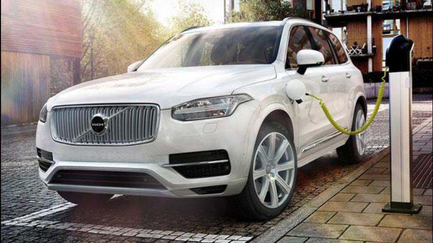 L'auto elettrica è in cima alle priorità di Volvo