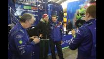 Motor Show 2009 - Memorial Bettega, Rossi eliminato nelle qualificazioni