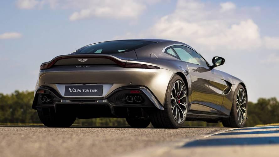 Aston Martin üçüncü çeyrekte rekor bir kâr açıkladı