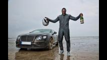 Bentley Continental GT Speed e Idris Elba