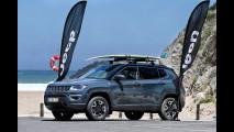 Jeep Compass, gli accessori Mopar