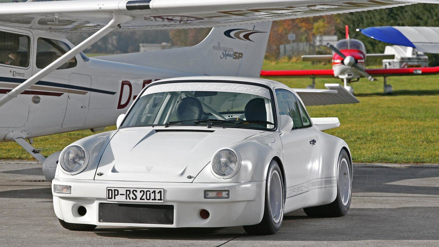 1973 Porsche 911 lightweight classic by DP Motorsport