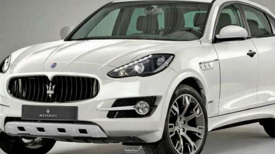 Maserati SUV concept leaked?