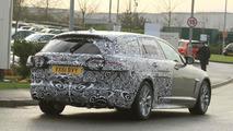2012 Jaguar XF Sportbrake spied - 24.11.2011