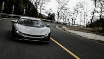 Chinese Qiantu K50 electric sports car heading to the U.S.